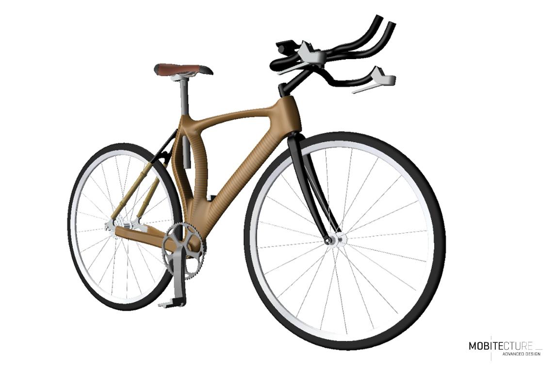 Hemp Bike Mobitecture Advanced Design